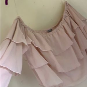Charlotte Russe Tops - Pink Charlotte Russe top